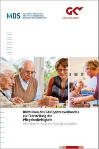 GKV Richtlinie Pflege