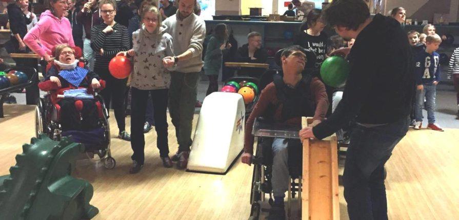 Kegeln für Kinder mit Behinderung in Hannover