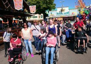Teilhabe an Freizeitveranstaltungen für behinderte Kinder in Niedersachsen