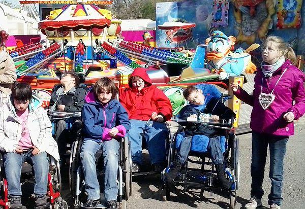 Freizeit für behinderte Kinder in Niedersachsen