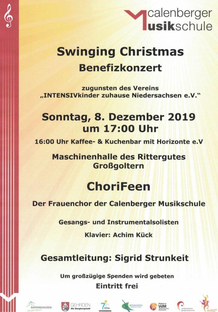 Chorifeen Benefiz Konzert 2019