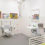 Toilette für alle im Freizeitzentrum Hannover Fahrenwald