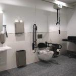 Toilette Fuer Alle bei der VHG