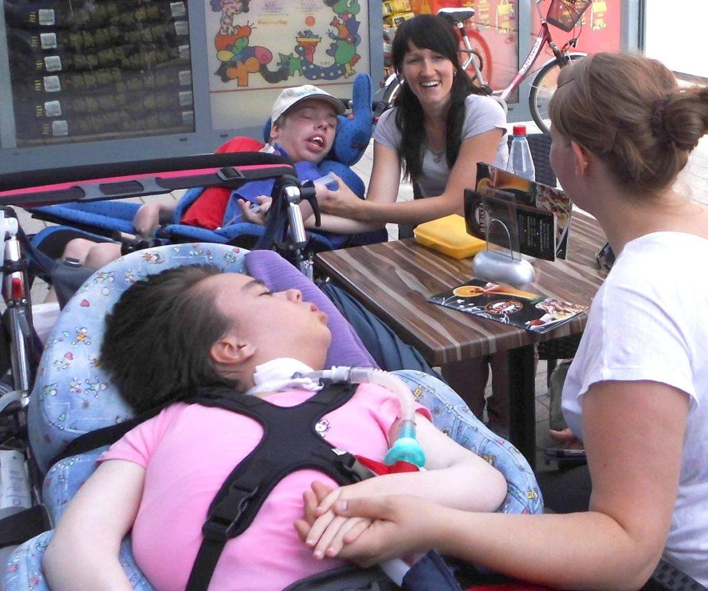 Verhinderungspflege bei mehrfach behinderten Kindern in Niedersachsen