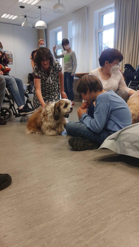 Durch Spenden ermöglichte Freizeit mit behinderten Kindern in Hannover 02