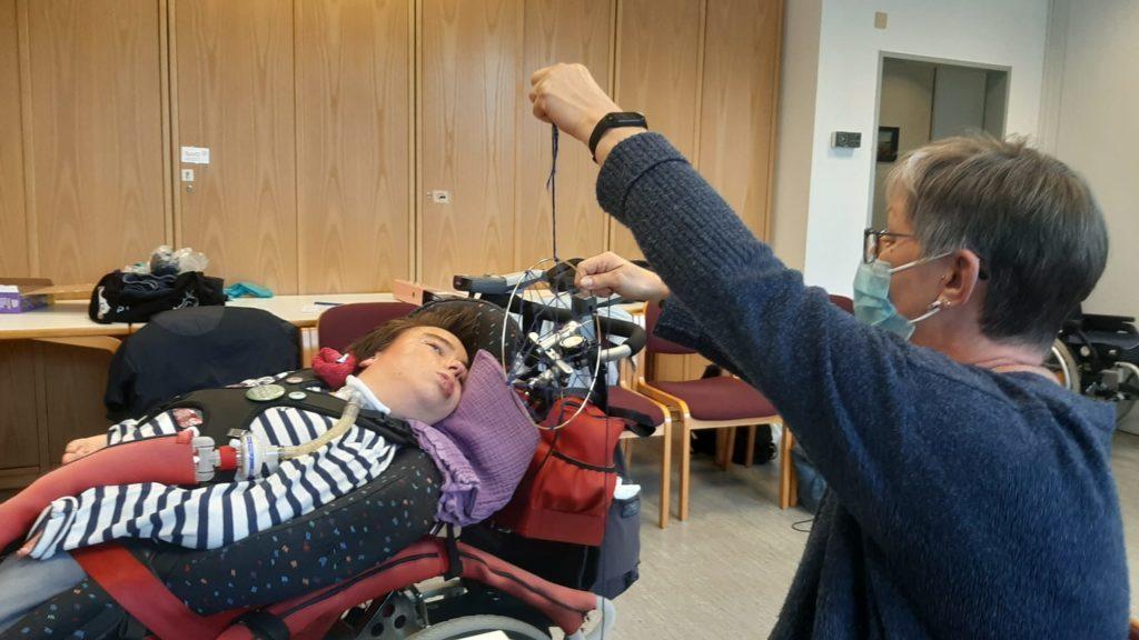 Durch Spenden ermöglichte Freizeit mit behinderten Kindern in Hannover 03