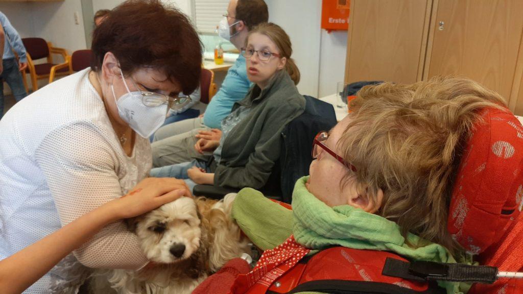 Durch Spenden ermöglichte Freizeit mit behinderten Kindern in Hannover 05