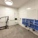 Toilette fuer alle im Tierpark Nordhorn 2021